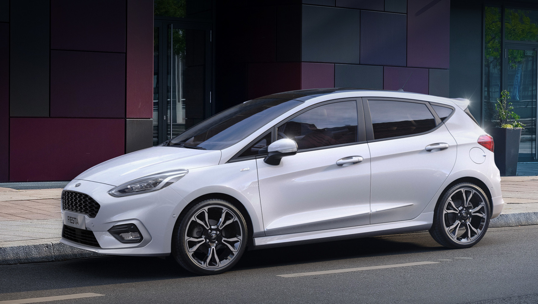 Overview 2022 Ford Fiesta