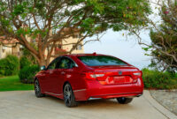 new review 2022 honda accord coupe sedan