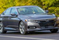 new review 2022 honda accord hybrid