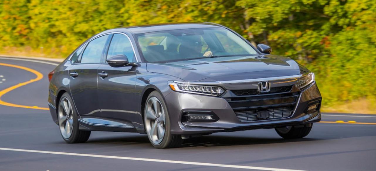 Redesign 2022 Honda Accord Hybrid
