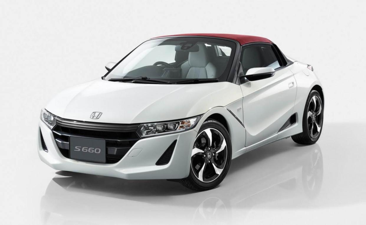 Configurations 2022 Honda S660