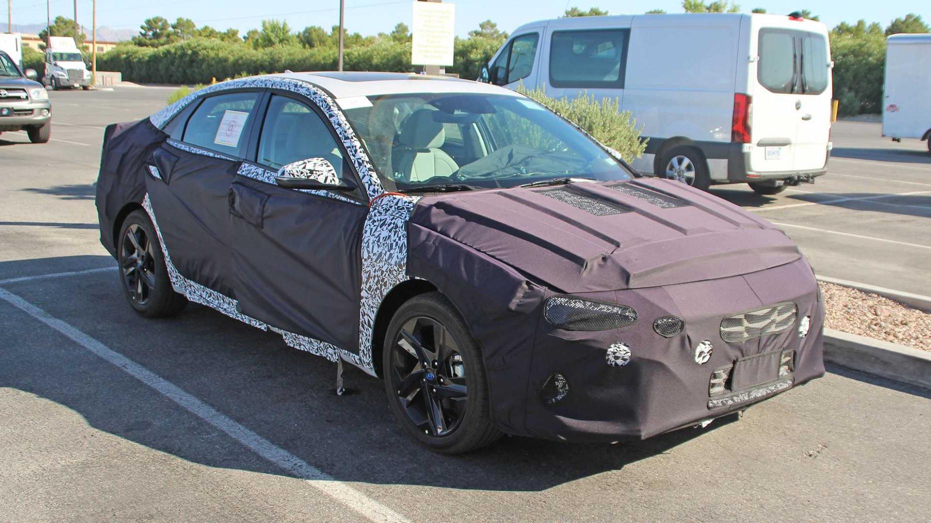 Price, Design and Review 2022 Hyundai Elantra Sedan