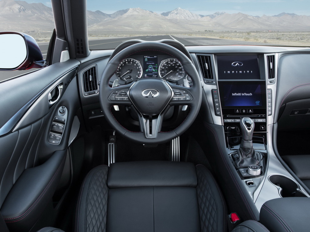 Reviews 2022 Infiniti Q50 Interior