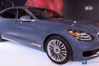 new review 2022 kia k900