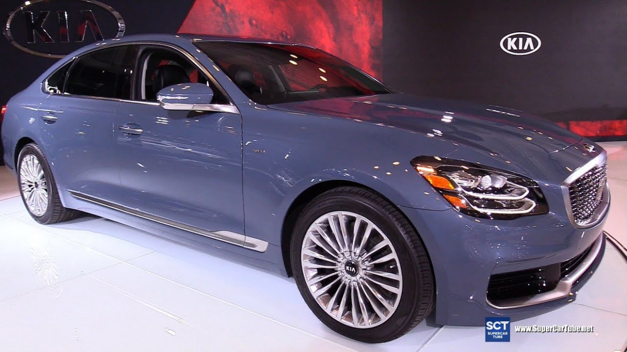 Specs and Review 2022 Kia K900