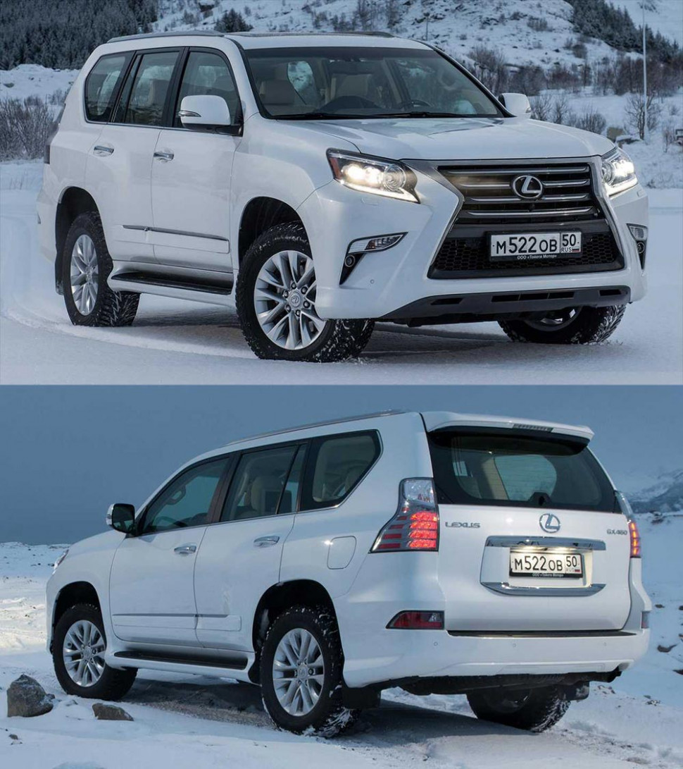 Configurations 2022 Lexus Gx 460 Spy Photos