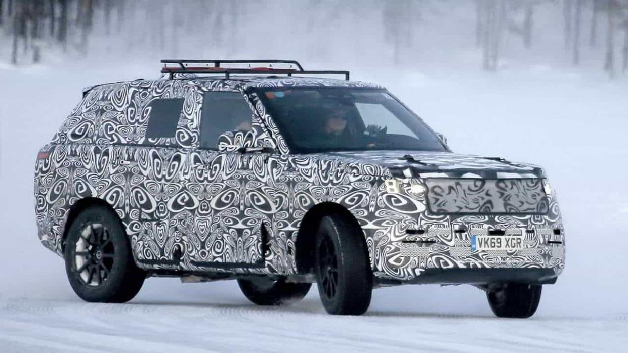 Overview 2022 Range Rover Sport