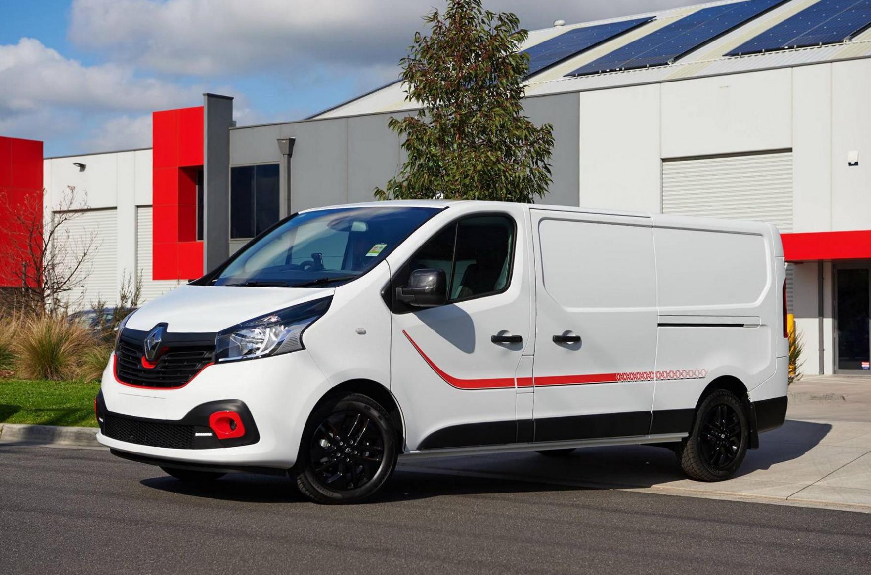 Rumors 2022 Renault Trafic