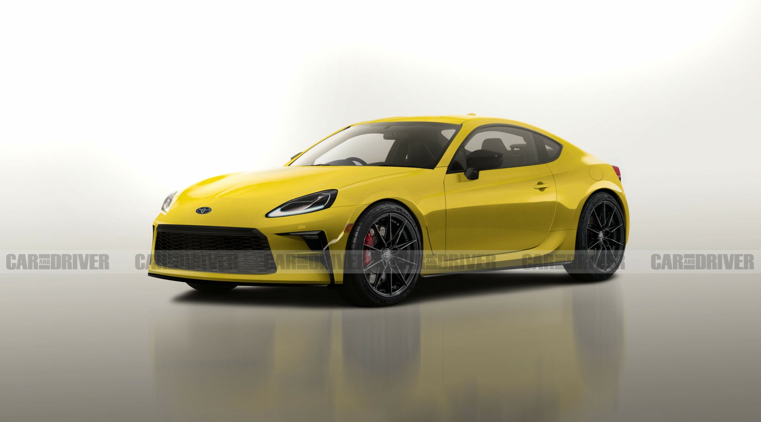 Configurations 2022 Scion FR-S