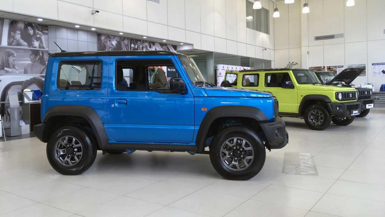 Prices 2022 Suzuki Jimny