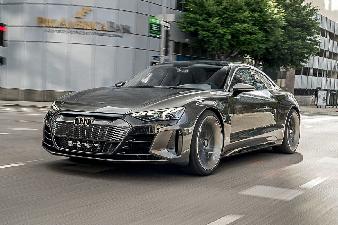 First Drive 2022 The Audi A6