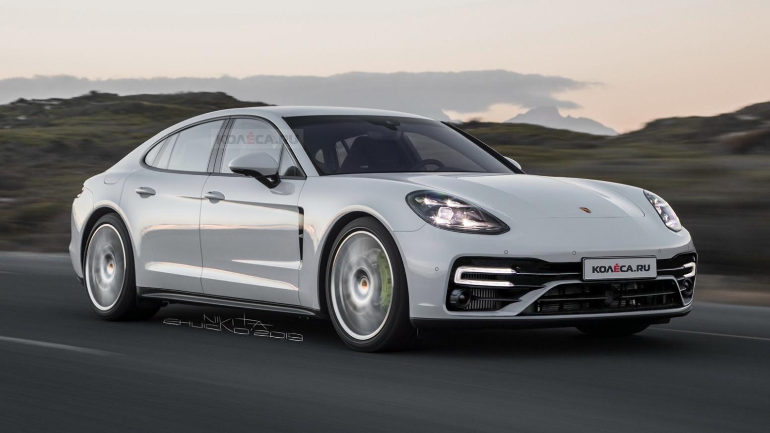 Pictures 2022 The Porsche Panamera