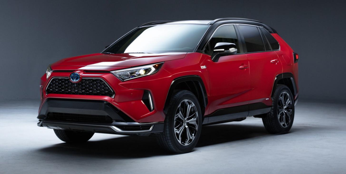 Spesification 2022 Toyota RAV4