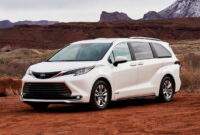 New Review 2022 Toyota Sienna