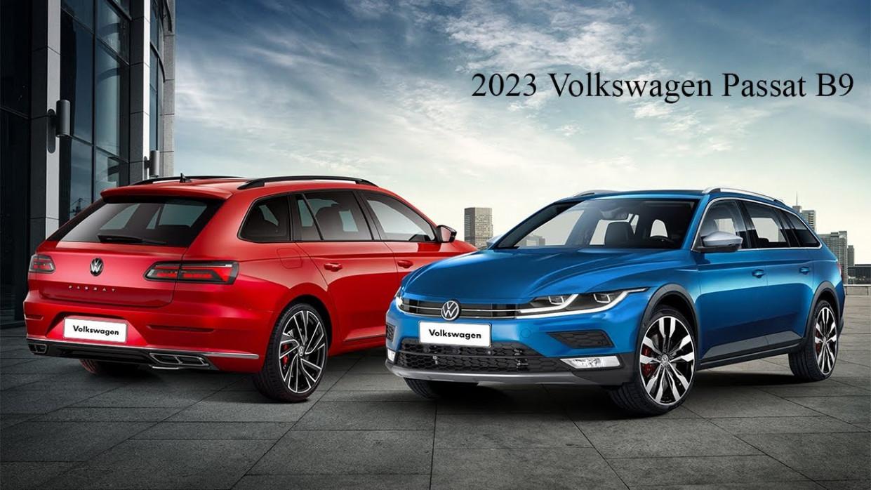 Model 2022 Vw Passat