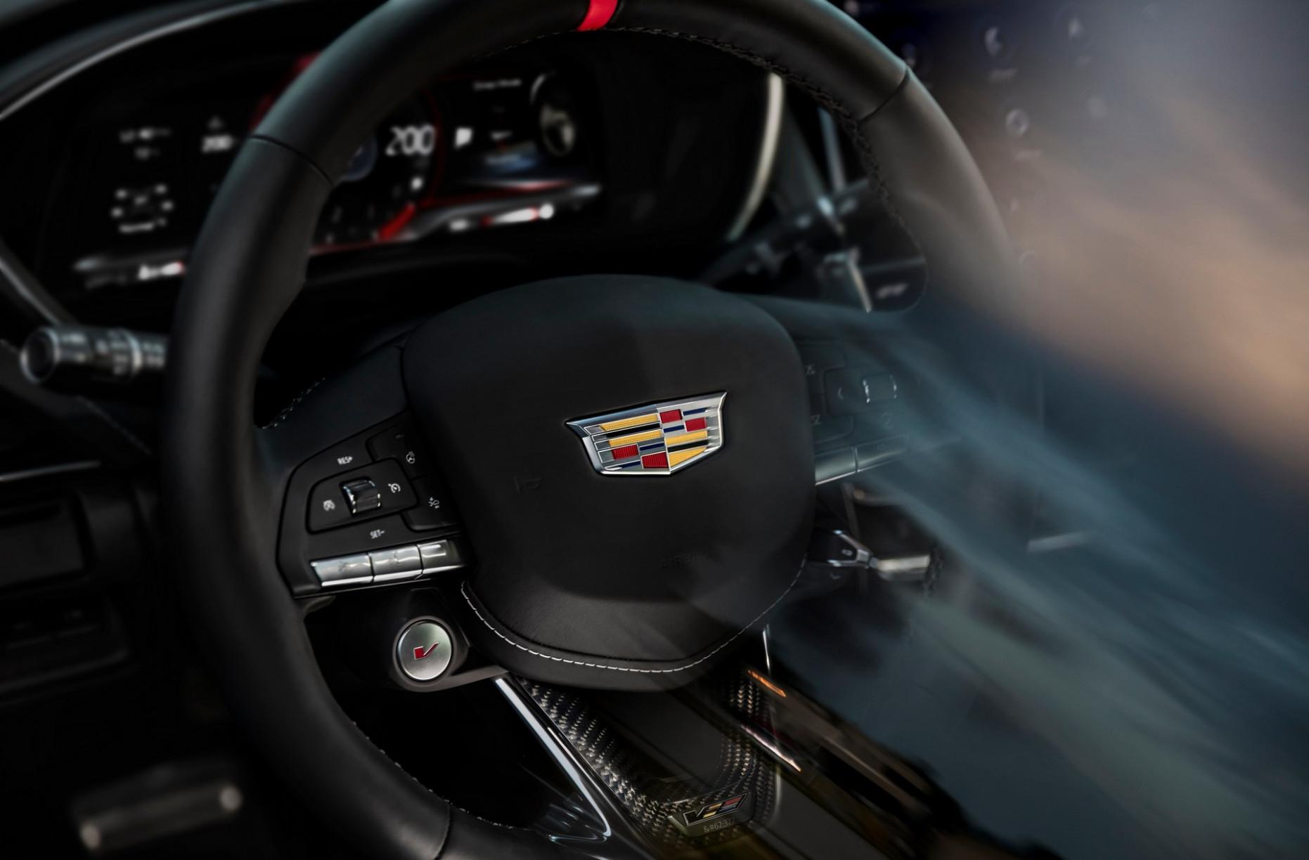 Exterior and Interior Cadillac V Series 2022