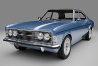 new review ford capri 2022