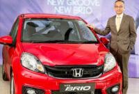 Release Date Honda Brio 2022