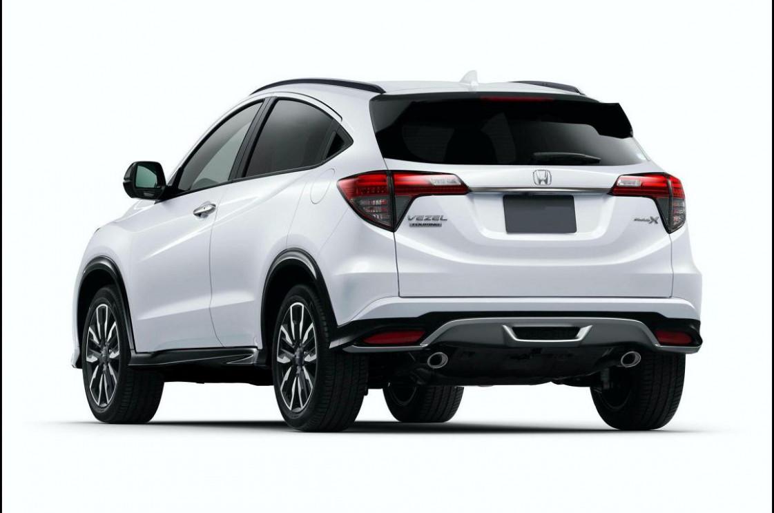 Model Honda Vezel 2022 Model