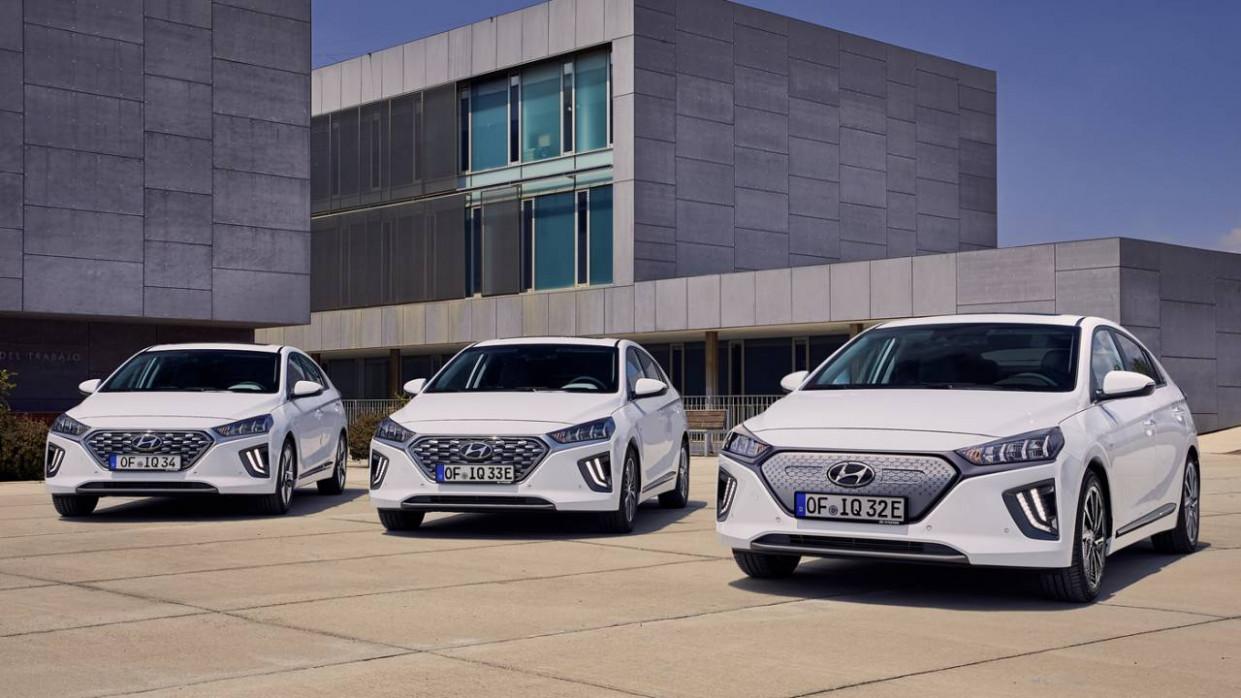 Redesign and Review Hyundai Ioniq Electric 2022 Range