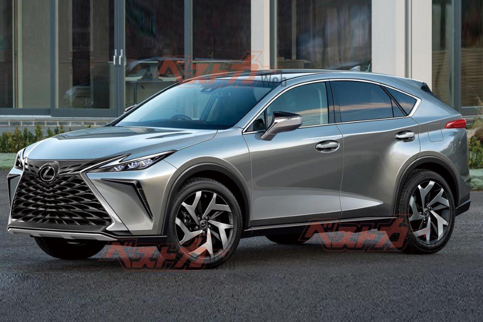 Release Lexus Is Update 2022