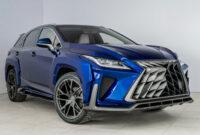 Release Date Lexus Rx 350 F Sport 2022