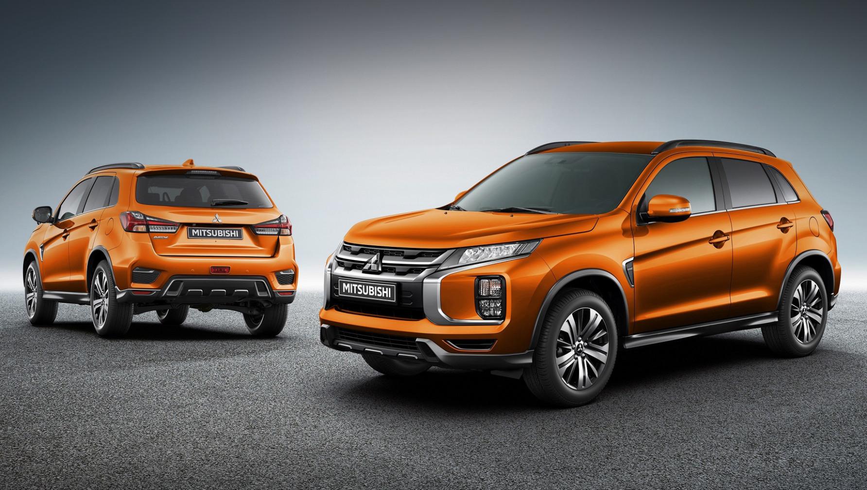 New Model and Performance Mitsubishi Asx