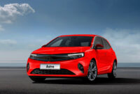 new review new opel astra 2022