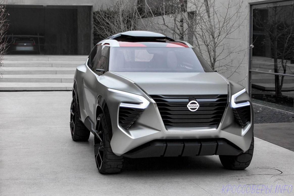 Speed Test Nissan Xmotion 2022