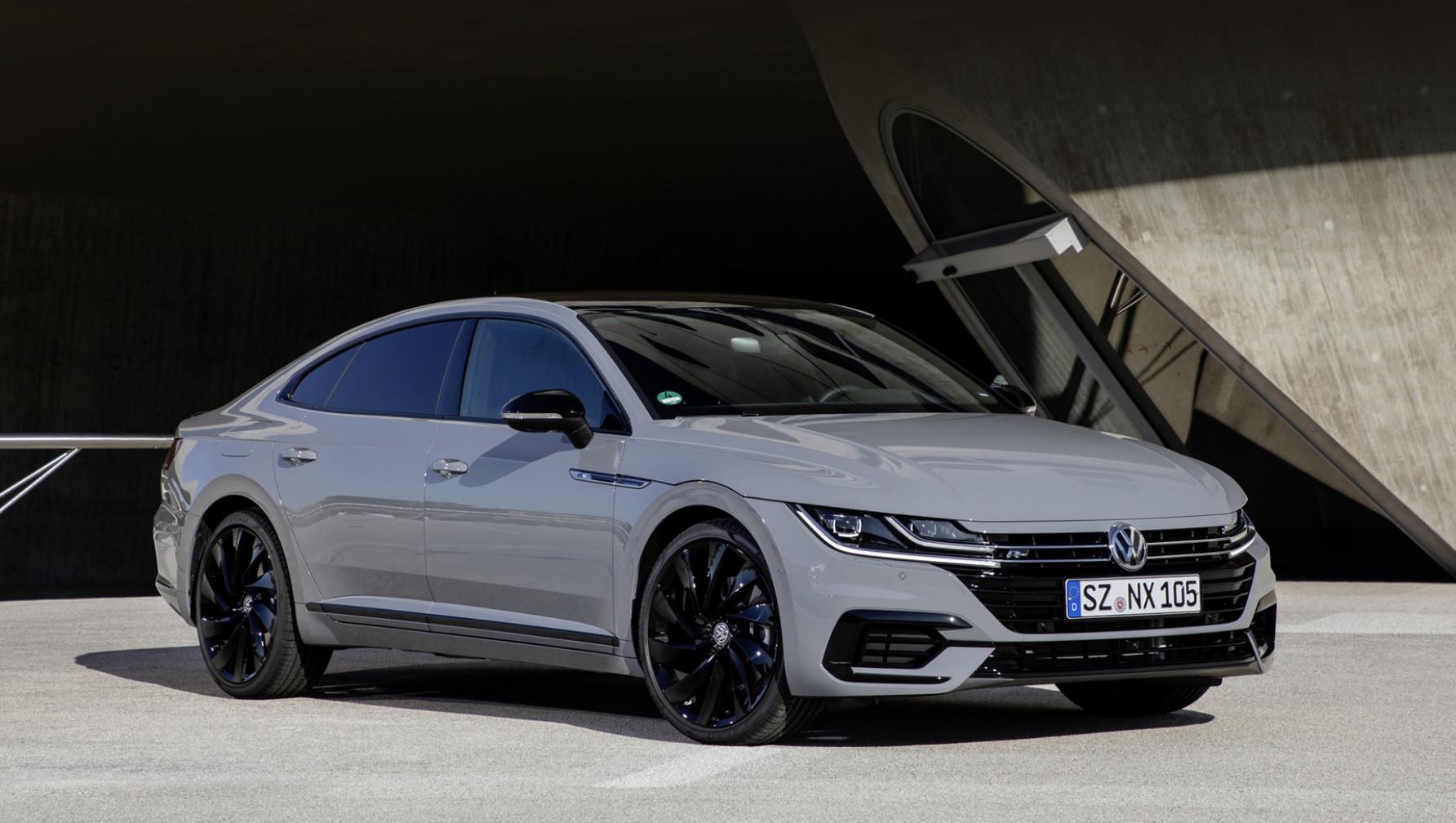 Redesign Volkswagen Arteon 2022