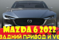 new review youtube mazda 6 2022
