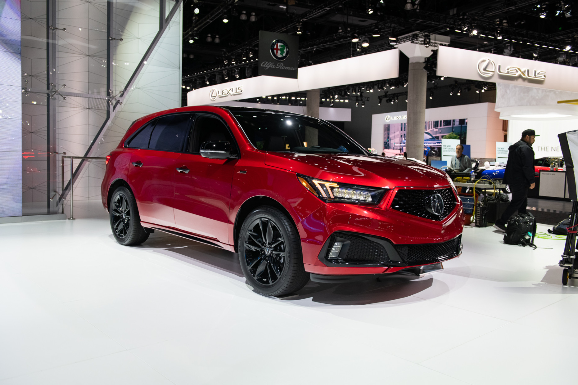 Specs and Review 2022 Acura Mdx Pmc