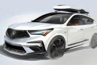 Picture 2022 Acura Rdx V6 Turbo