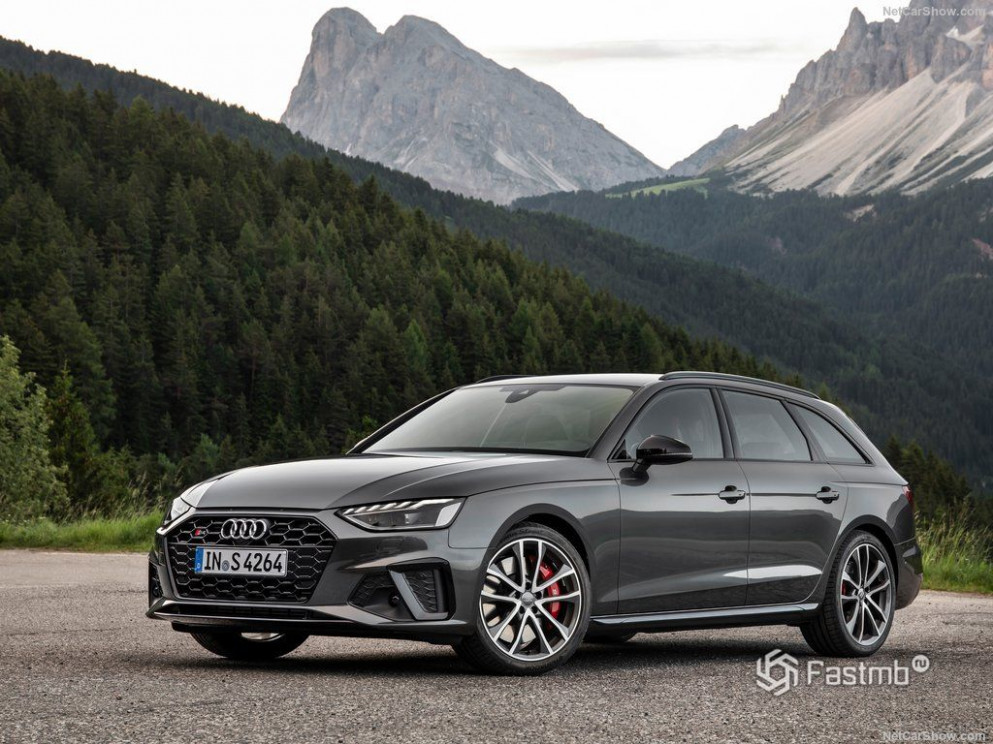 Speed Test 2022 Audi S4