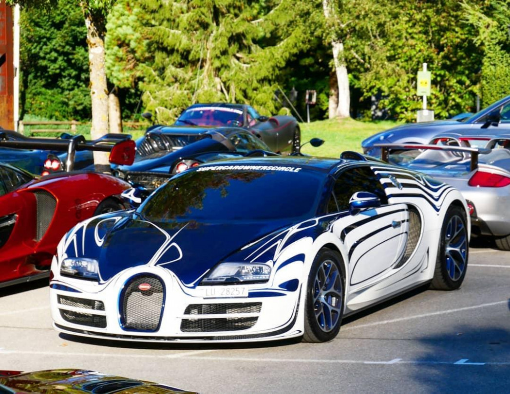 Redesign 2022 Bugatti Veyron