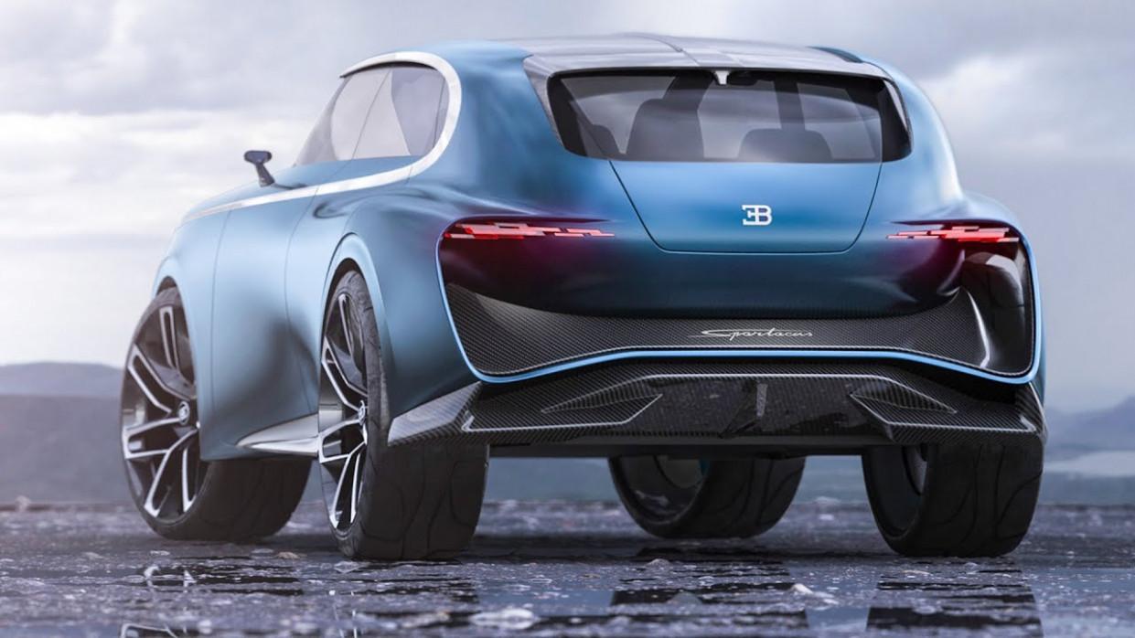 Engine 2022 Bugatti Veyron