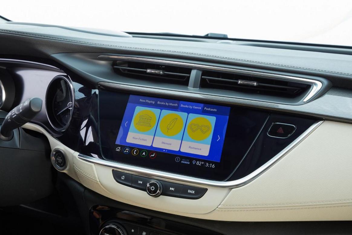 Concept 2022 Buick Encore Gx
