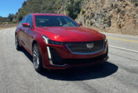 overview 2022 cadillac ct5 mpg