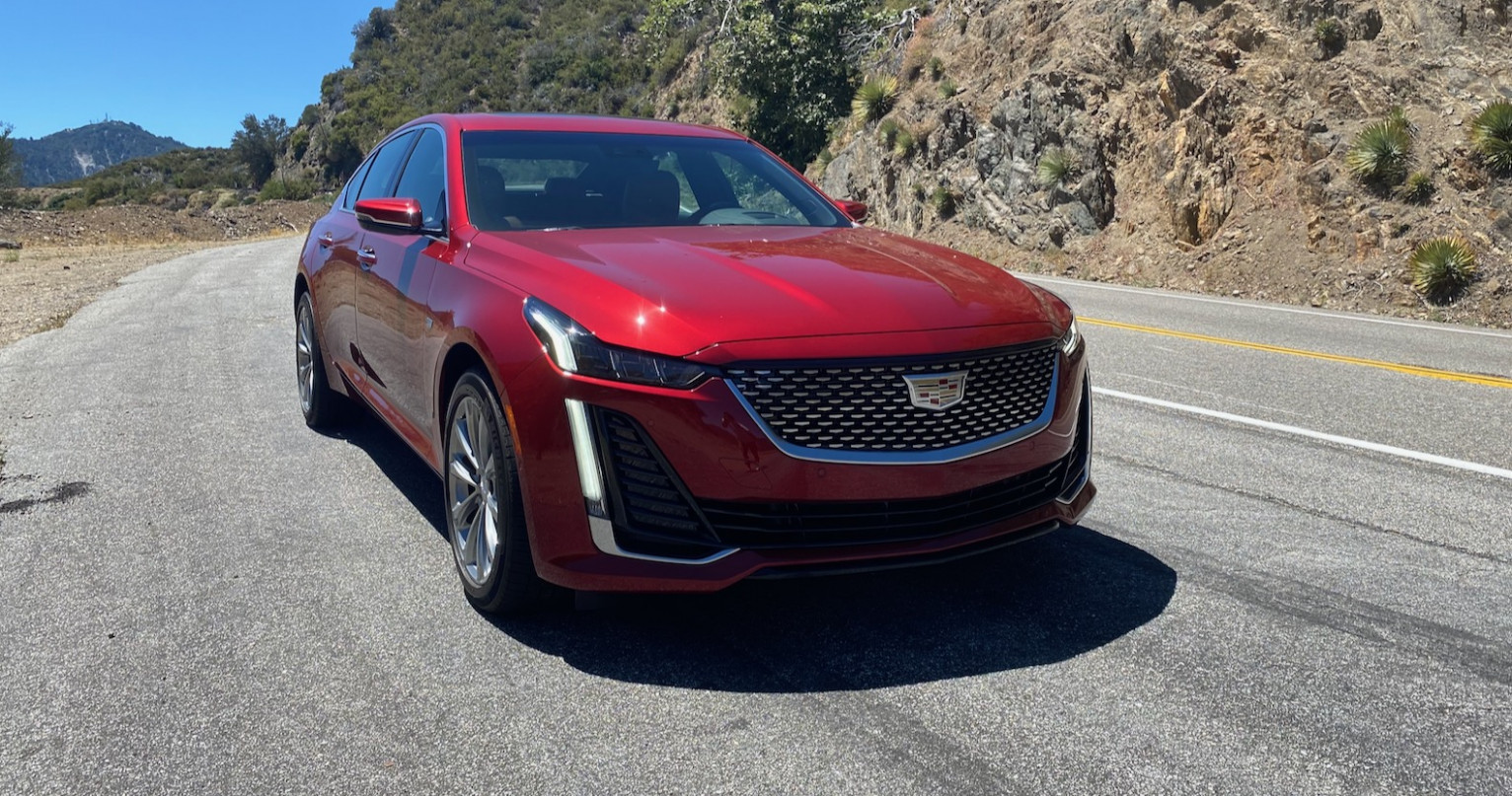 Pictures 2022 Cadillac Ct5 Mpg