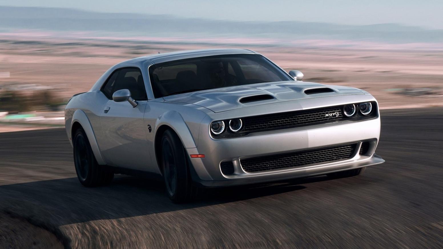 First Drive 2022 Dodge Challenger Srt