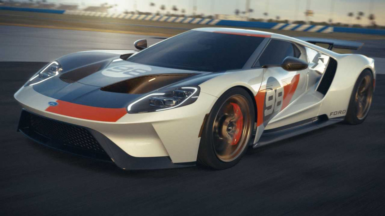 New Concept 2022 Ford GT