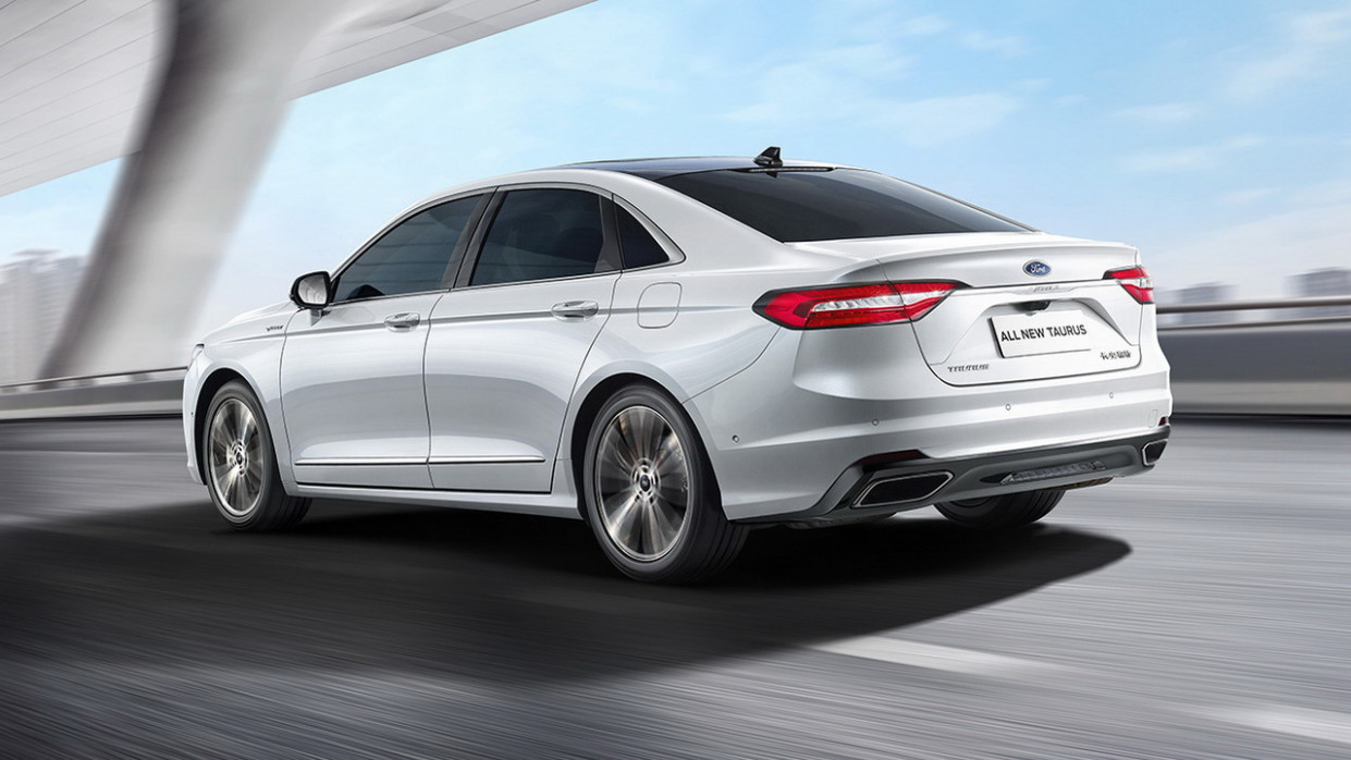 Redesign and Review 2022 Ford Taurus