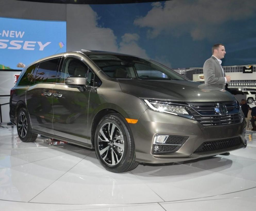 Pricing 2022 Honda Odyssey