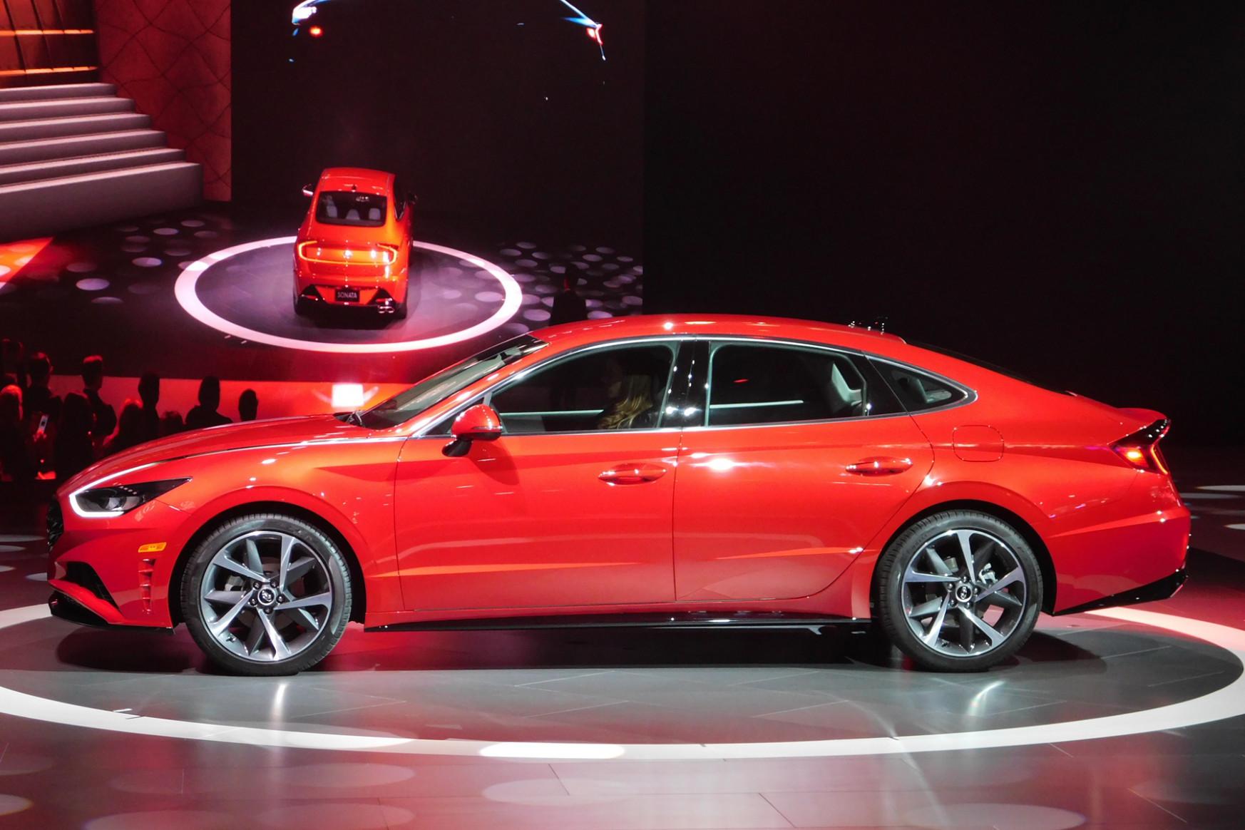 Ratings 2022 Hyundai Sonata Horsepower