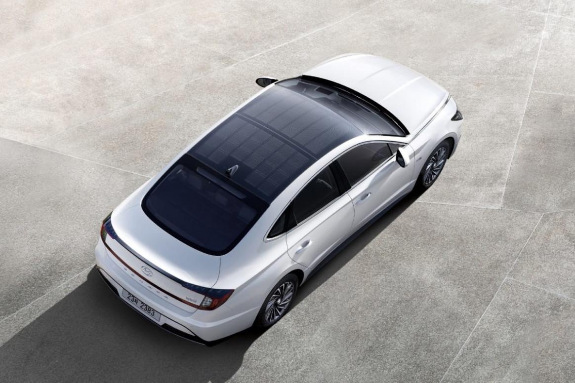 Pricing 2022 Hyundai Sonata Hybrid