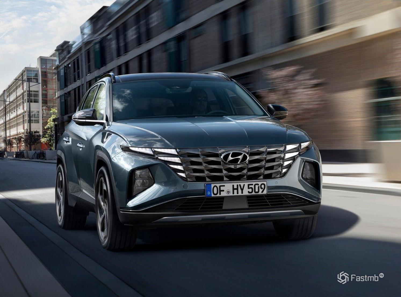 Ratings 2022 Hyundai Tucson
