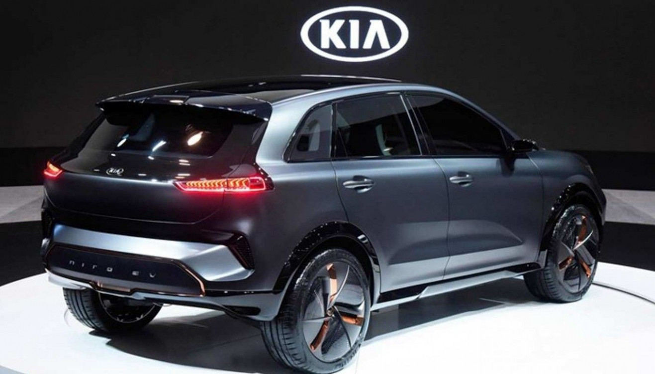 New Concept 2022 Kia Carens Egypt