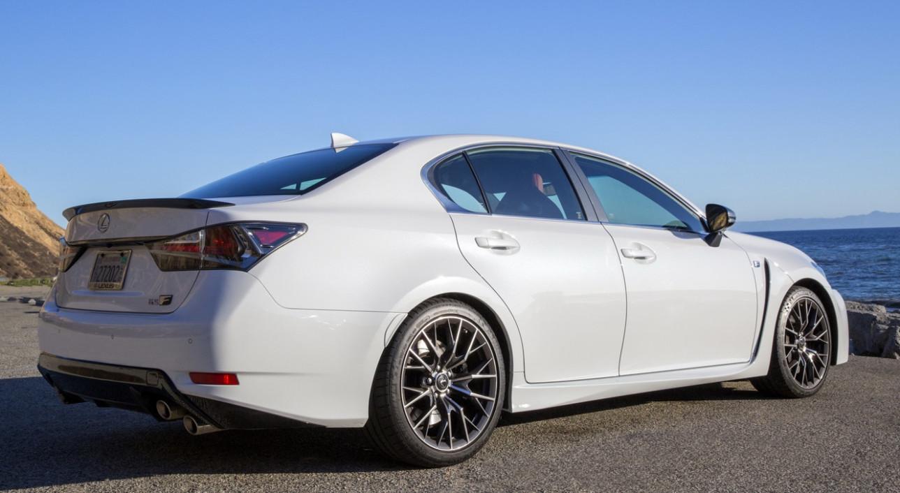 Configurations 2022 Lexus GS F