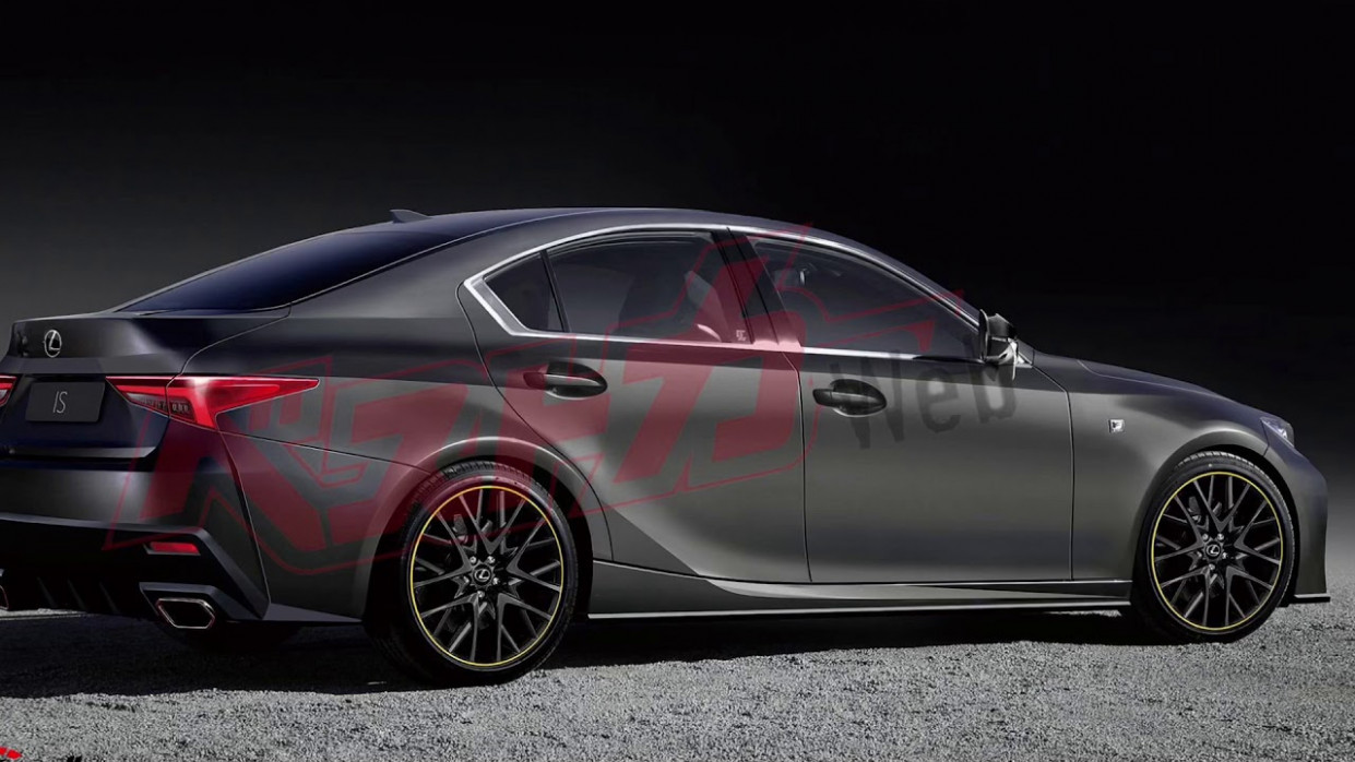 Review and Release date 2022 Lexus IS350