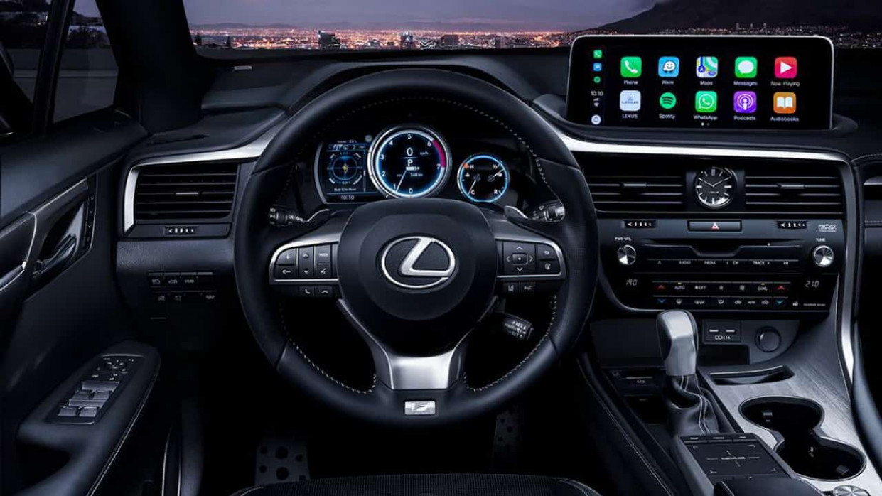 Price and Release date 2022 Lexus RX 450h